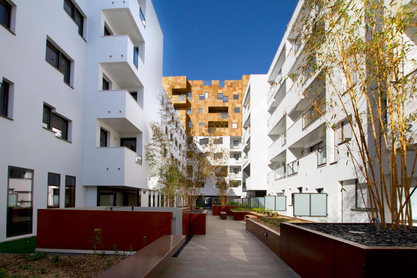 RESIDENCE PEY BERLAND - BORDEAUX