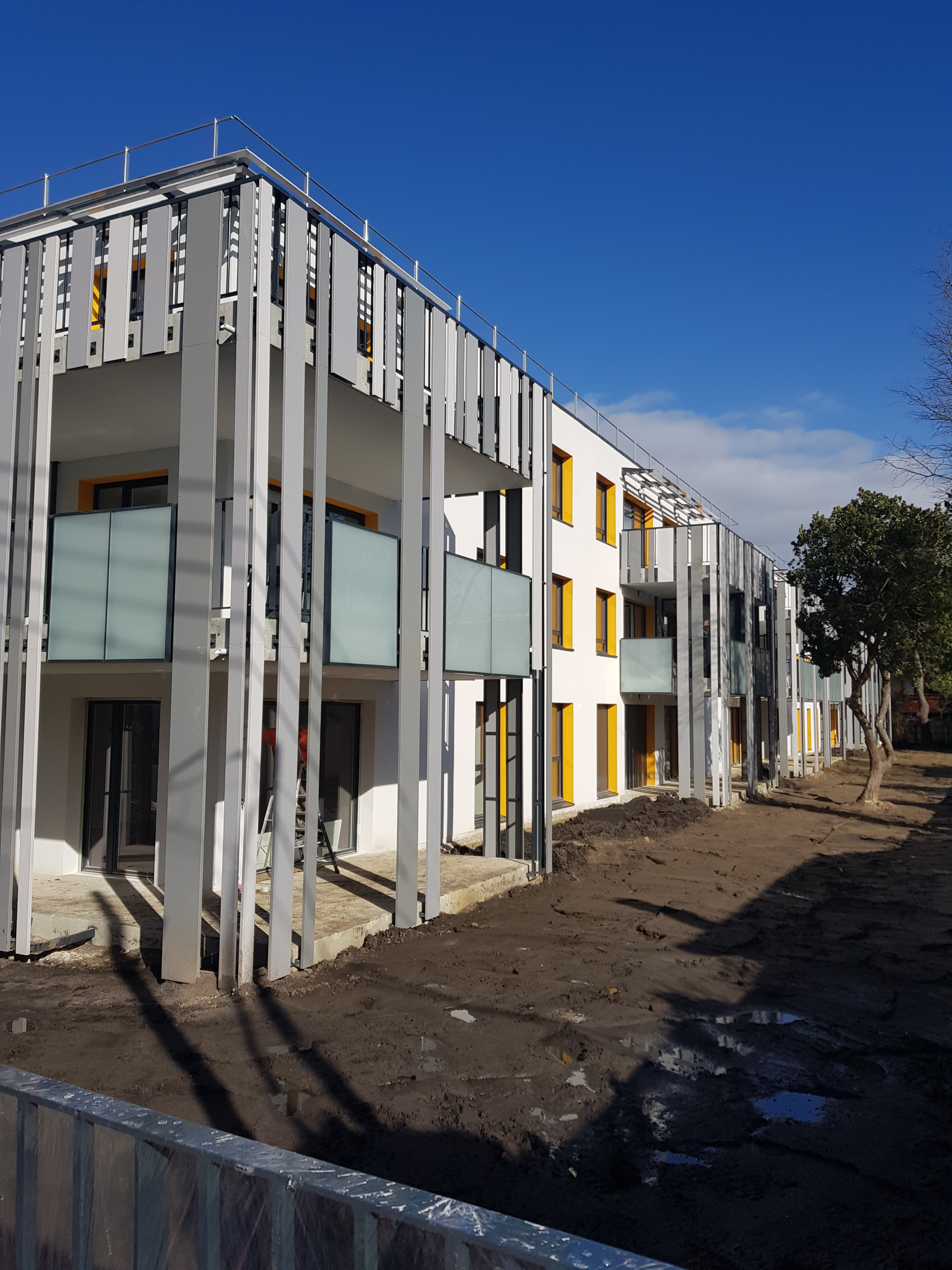 Residence l intemporelle neuf b2ix opc moe bordeaux for Residence neuf